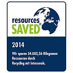 resources saved 2014